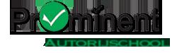Logo Rijschool Prominent